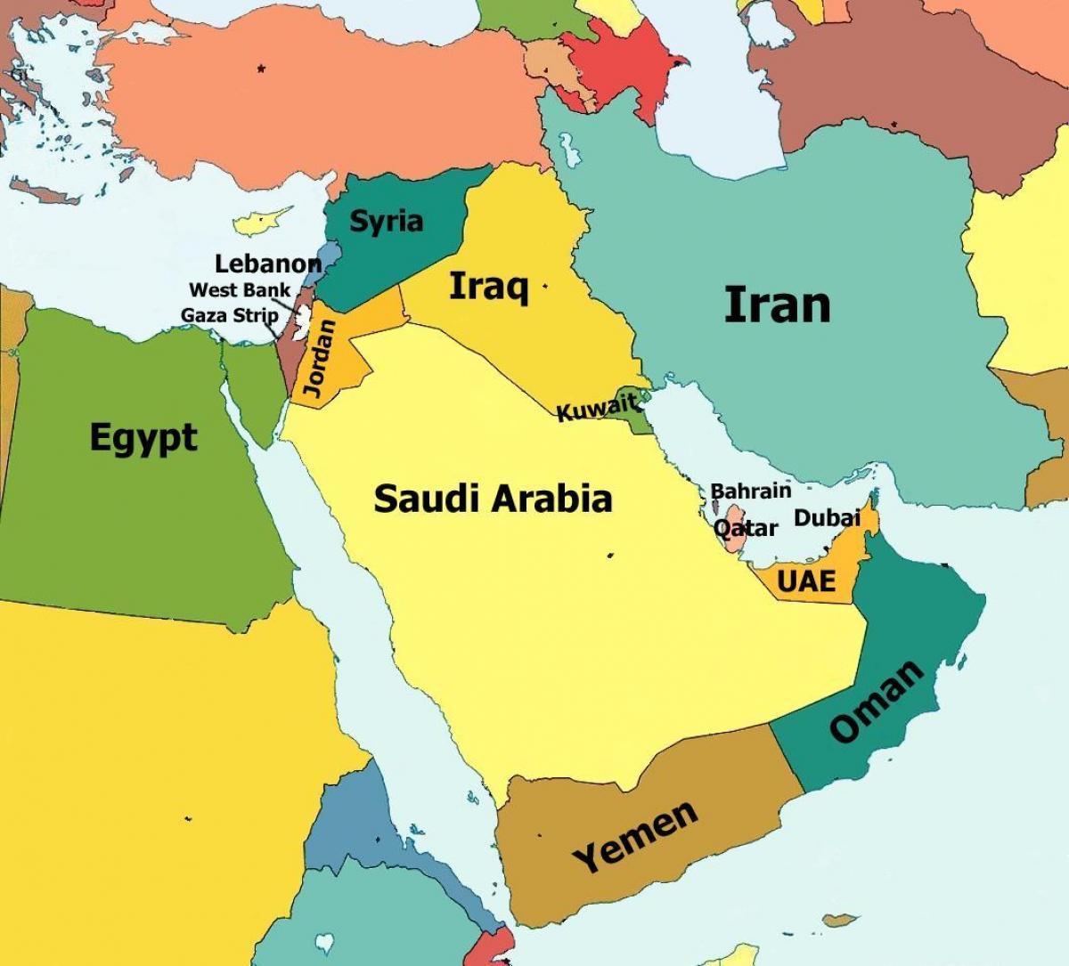 Dubai On The Map on